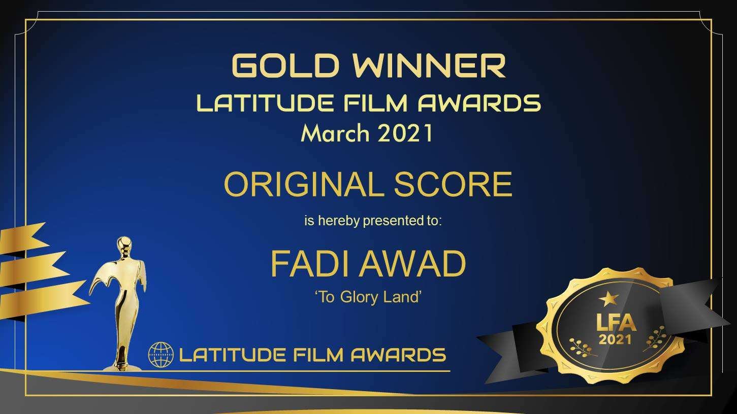 Fadi Awad Winner