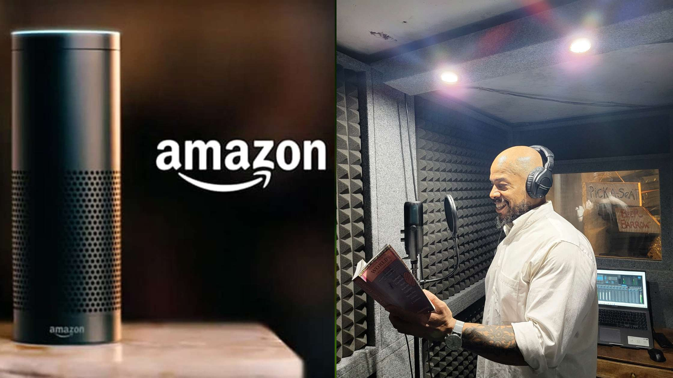 Author Prometheus Worley delivers a daily dose of Wisdom with Amazon's Alexa Flash Briefing from his new book Wisdom From The World's Greatest Gurus